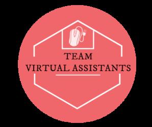 Team Virtual Assistants Logo